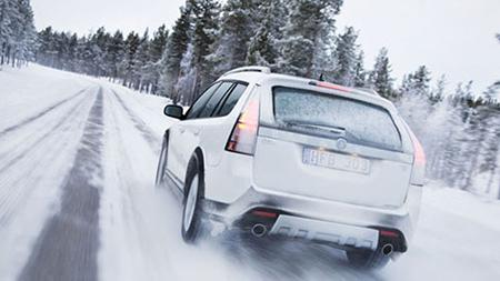 В Беларуси с 1 декабря по 1 марта запрещена эксплуатация автомобилей с летними шинами