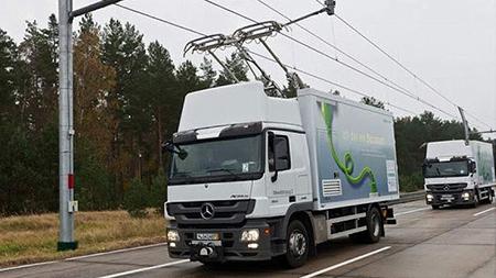 В Швеции строят трассу для электрофур