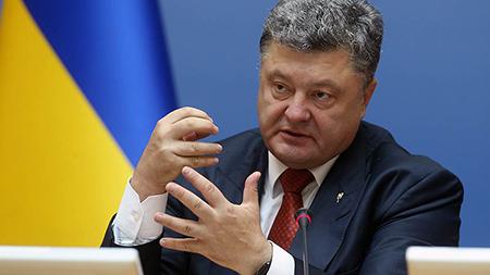 Петр Порошенко разрешил ввести санкции против России