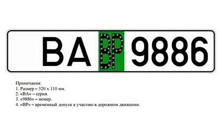 Новые «транзитные» знаки появятся в Беларуси