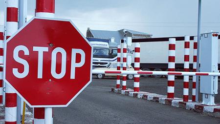 СМИ: на Украине могут возобновить блокаду грузовиков из РФ 25 февраля