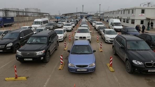 Паромная линия Балтийск - Засниц в обход Польши остановлена, проработав чуть больше недели