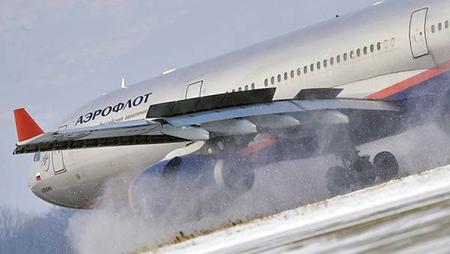 «Аэрофлот» временно приостанавливает полеты в Казахстан