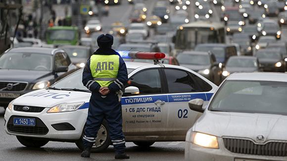 В России полиция сможет отключать двигатель преследуемого автомобиля