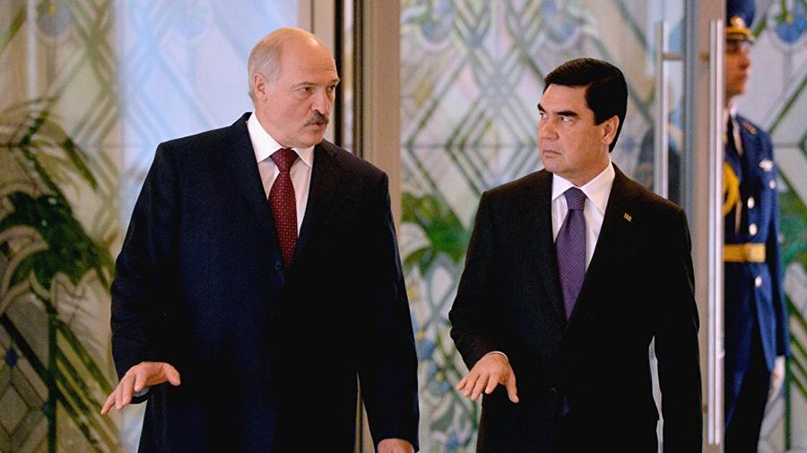Туркменистан рассматривает Беларусь как перспективного партнера по масштабному транзитному проекту