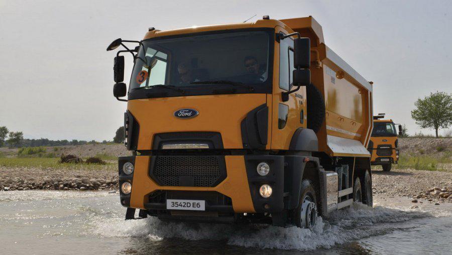 Состоялась премьера обновленных грузовиков Ford Trucks