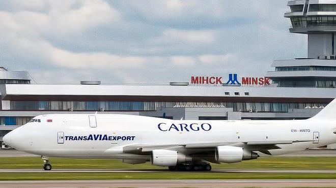Белорусский перевозчик «Трансавиаэкспорт» получил третий самолет Boeing 747F