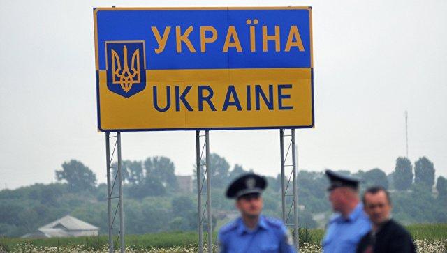 В Украине ограничен пропуск грузового автотранспорта из России