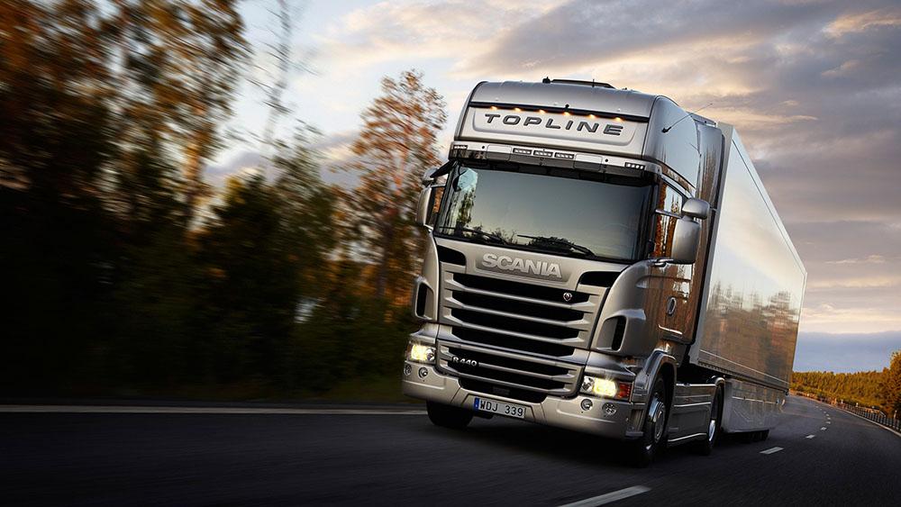 Scania представит генерацию грузовиков нового поколения