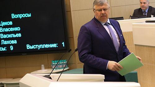 Андрей Бельянинов ушел в отставку