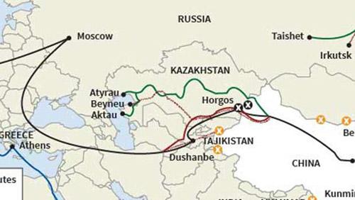 Поможет ли Китай белорусскому транзиту?
