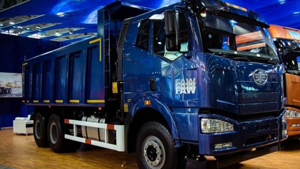 В Приморье организуют сборку грузовиков FAW