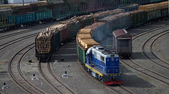 Объем ж/д грузоперевозок по маршруту Китай - Казахстан - Европа в 2016 г. вырастет на 23%