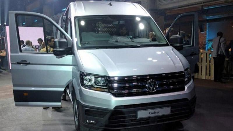 Volkswagen начинает продажи LCV стандарта Евро-6 в России