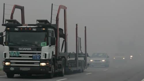 На границе с Россией финны усиленно проверяют грузовики