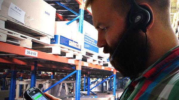 Голосовые технологии для интралогистики от Яндекс на выставке InnoSklad BALTICA