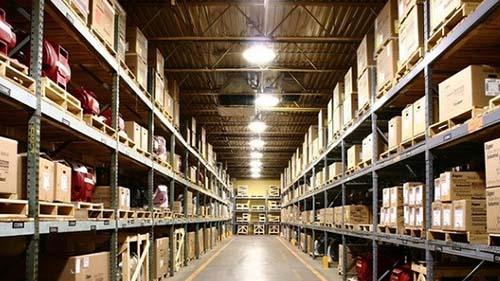 Уровень вакантных складов в Московском регионе может составить 8,5%