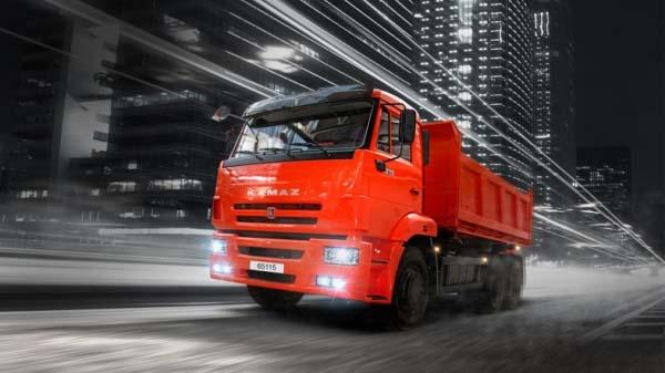 В России продажи новых грузовых авто в августе выросли на 21,4 процента