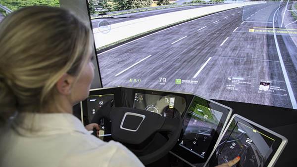 Концепт Bosch VisionX демонстрирует, какими будут грузовые автомобили в 2026 году