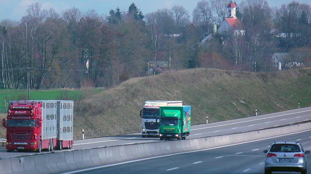 Дорогами Европы 2: Корреспондент TransinfoNews оценил трассы в ЕС