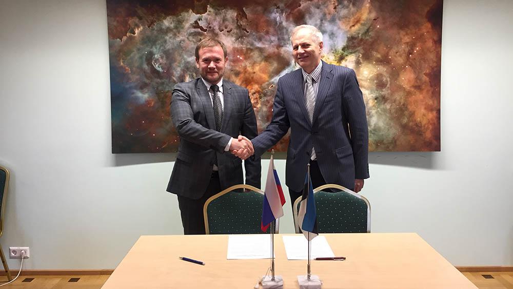 Россия и Эстония договорились сохранить предварительный контингент обмена разрешениями на пассажирские и грузовые перевозки