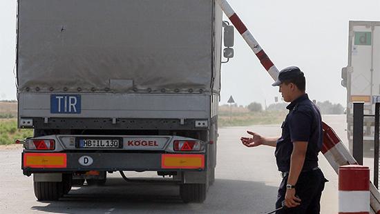 Российский Минтранс: плату с физлиц за пересечение границы взимать не планируется