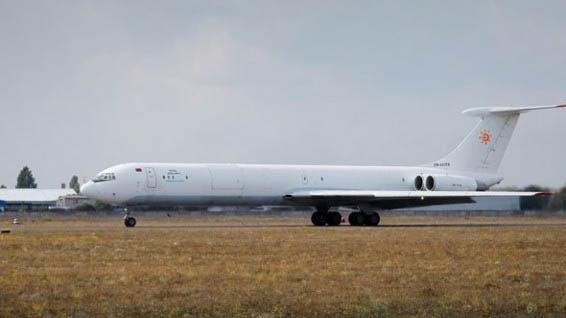 Белорусская авиакомпания нашла заказчика в Ливии
