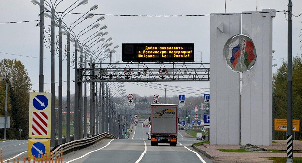 Россия может создать временные МПП на границе с Беларусью