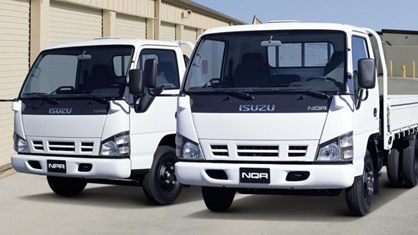 В Ульяновске будут выпускать грузовики Isuzu массой до 33 т