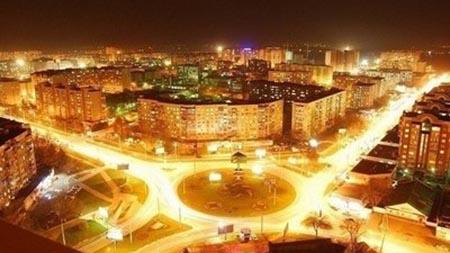 Грузовикам рекомендуют передвигаться по Краснодару в декабре в ночное время