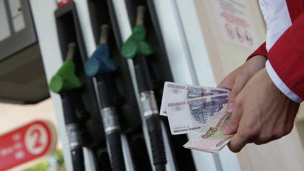 В России в 2017 году цены на бензин растут быстрее инфляции