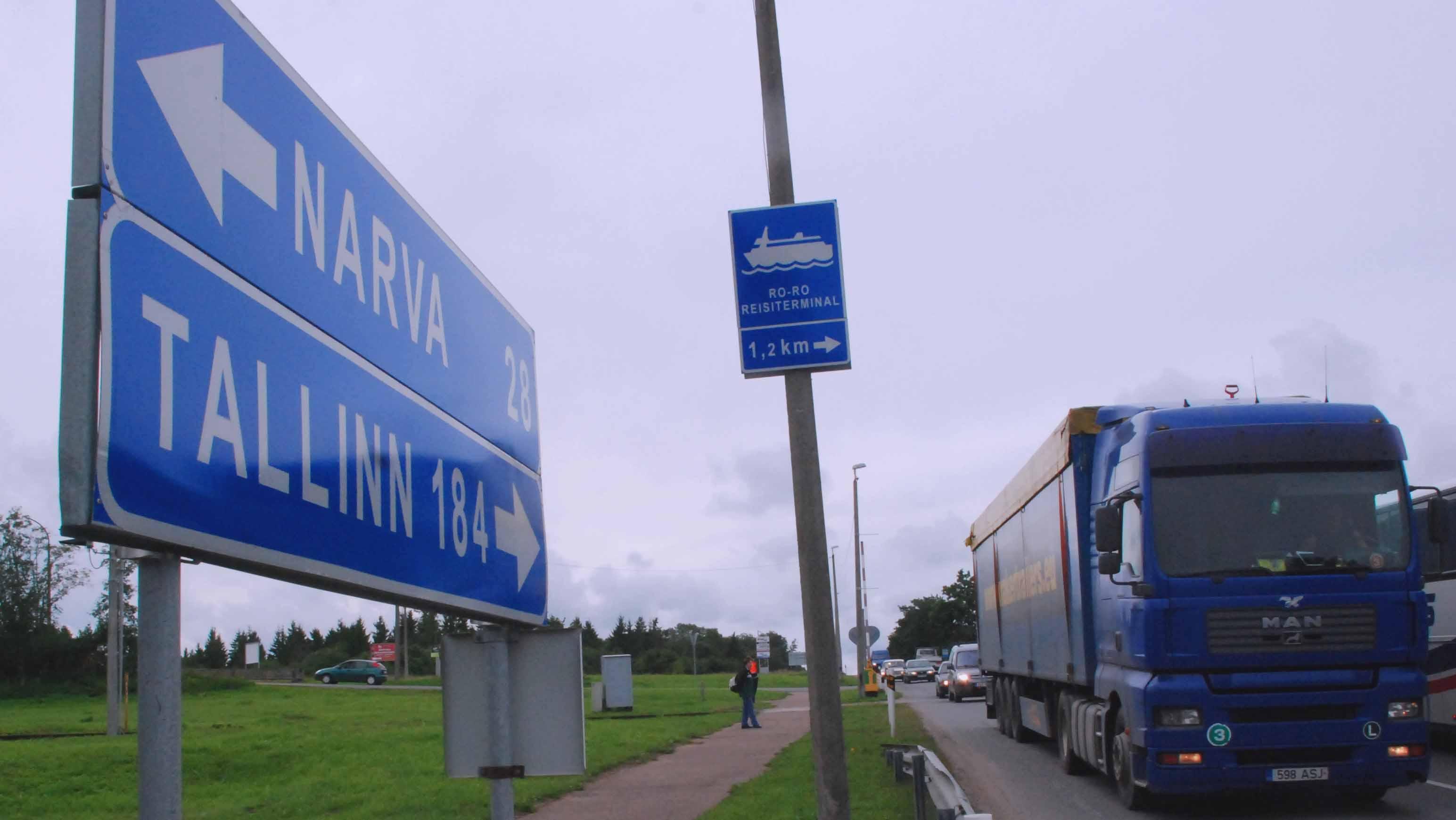 Логистика и транзит Эстонии переходят на цифровую документацию