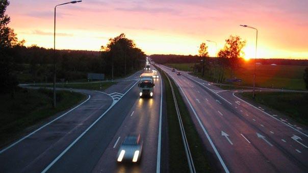 В России отменили весенние ограничения на дорогах в 2018 году