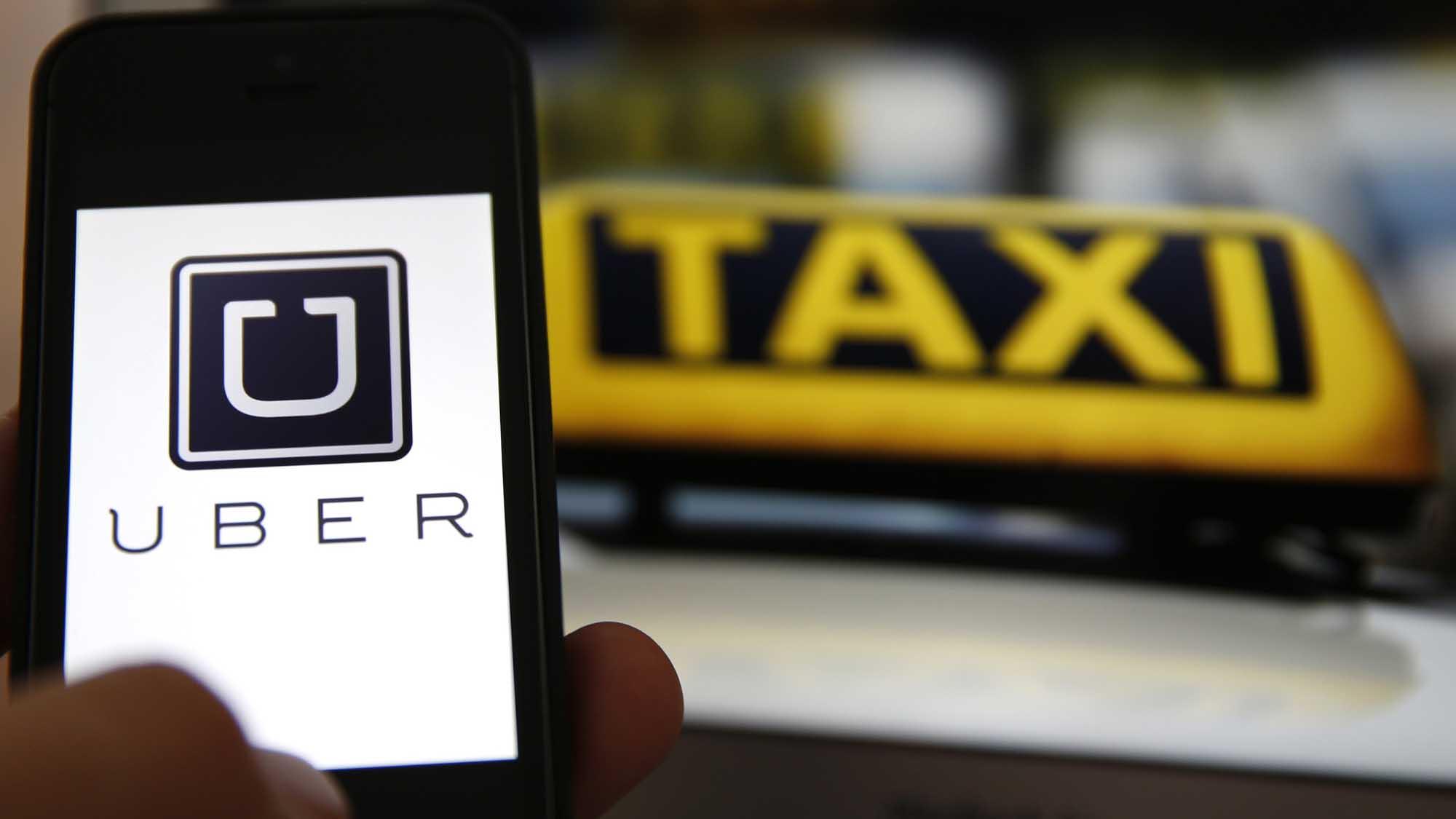 МНС прокомментировало заключение соглашения с Uber
