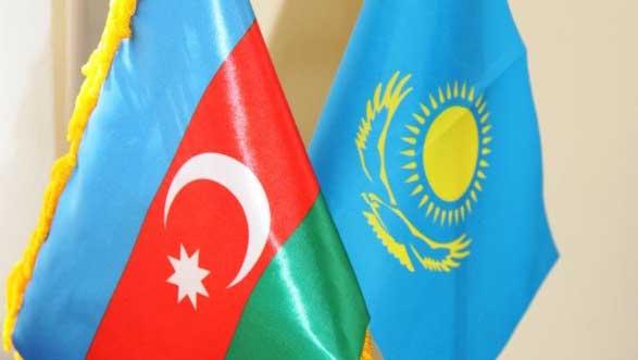 Азербайджан и Казахстан создадут разрешительную систему для автомобильных перевозок