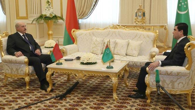Белорусским дорожникам предложили принять участие в строительстве автодороги в Туркменистане
