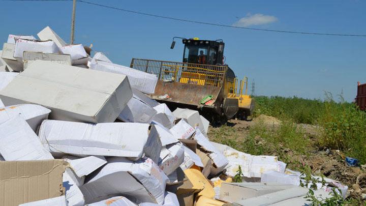 Россия предложила уничтожать продукты без документов на территории ЕАЭС
