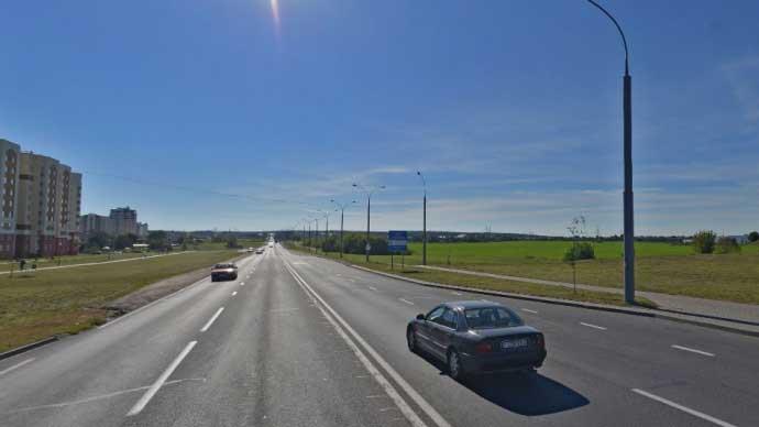 Индурское шоссе в Гродно откроют для движения до конца лета