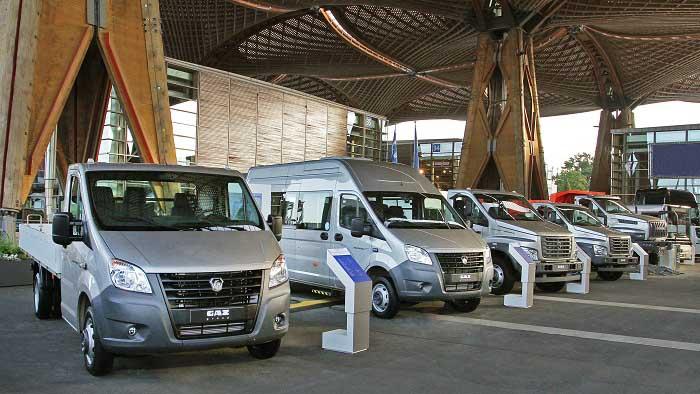 Позитивная динамика продаж LCV и грузовиков в России сохраняется