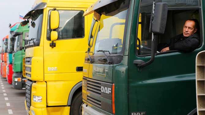 В Румынии из 800 тысяч грузовиков только 275  тысяч находятся в удовлетворительном техническом состоянии