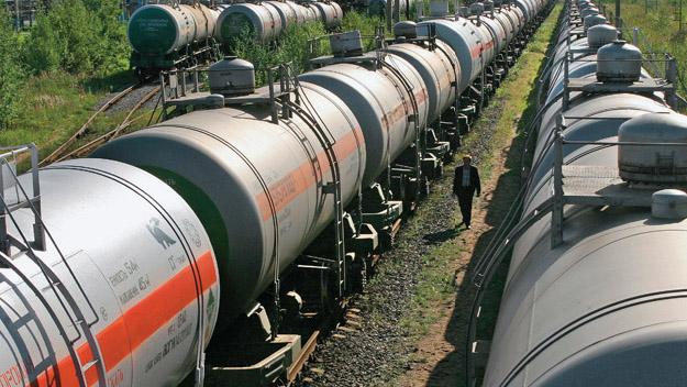 РЖД: Мы готовы перевезти до 8 млн тонн белорусских нефтепродуктов в свои порты