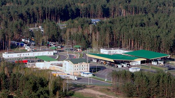 В пункте «Новая Рудня» с 1 октября начнет работать комплекс автоматического распознавания номеров