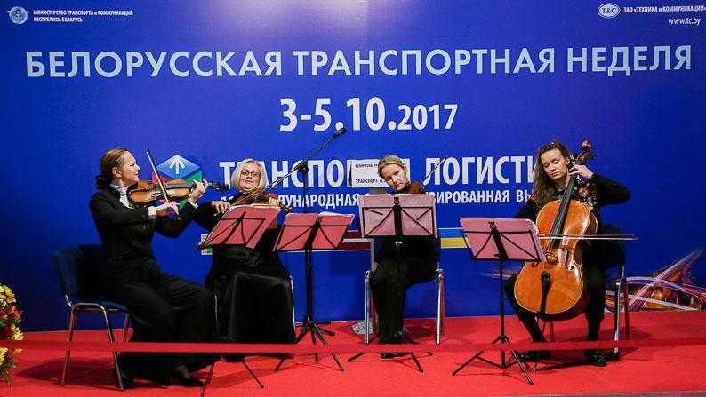 Белорусская транспортная неделя: подводим итоги