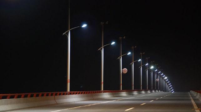 В Китае откроют дорогу, вырабатывающую электричество