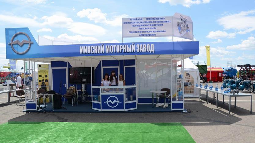 Минский моторный завод подготовил моторы для России, где с 1 января переходят на Евро-5