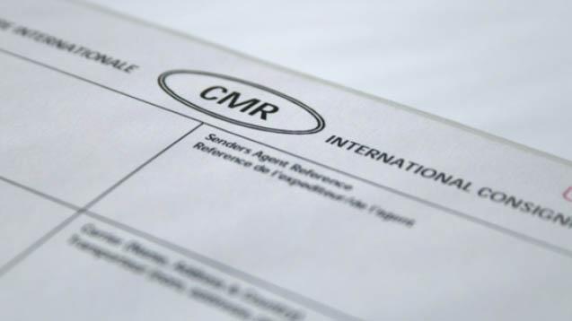 Мнение юриста: штраф за неправильное заполнение СMR от транспортной инспекции России вне закона