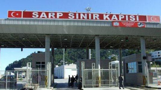 Введен в эксплуатацию модернизированный КПП «Сарп» на турецко-грузинской границе