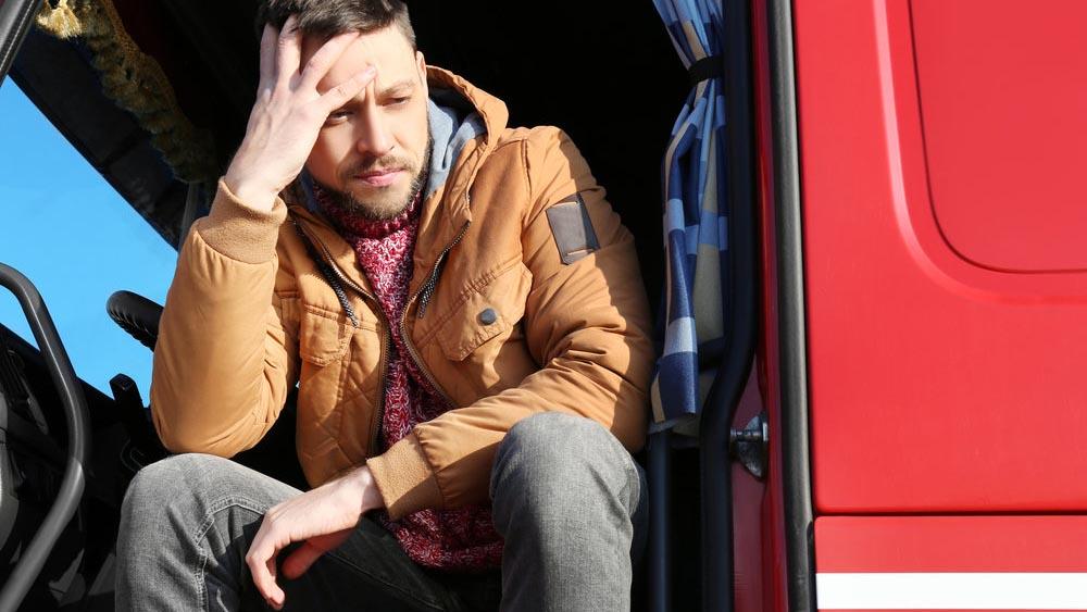 За нарушение режима труда и отдыха водителя в России начнут наказывать работодателей