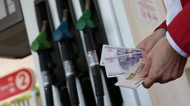 В Москве начали расти цены на бензин