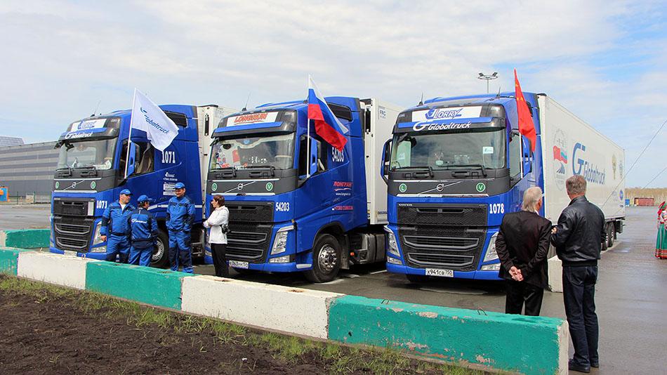 Алексей Двойных: Новое соглашение о международных автоперевозках между Китаем и Россией увеличит грузопоток